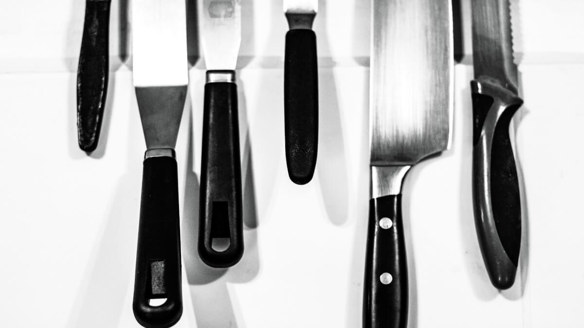 Knivar till fisk